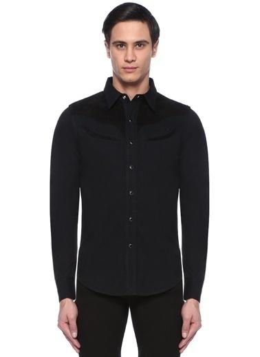Saint Laurent Gömlek Siyah